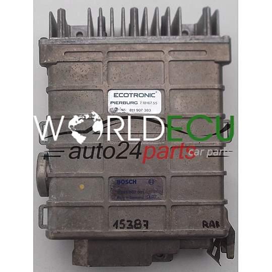 Блок управления двигателем mercedes класс e 0065455132