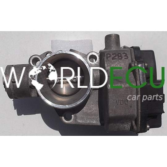 Throttle Body Renault Vdo 408 239 821 002  408239821002