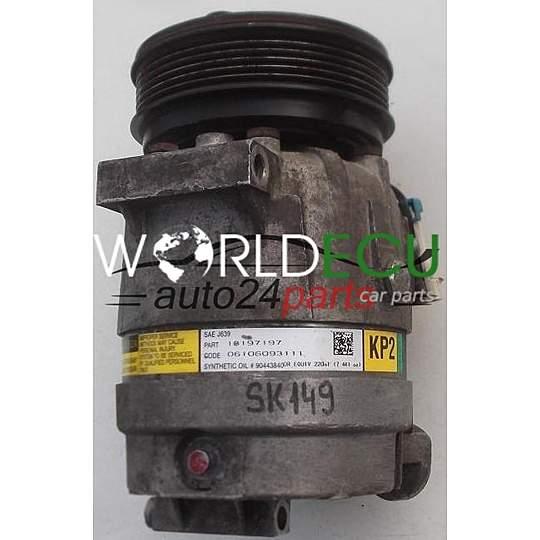 klimakompressor klima kompressor opel vectra c signum 1.9 cdti z19dt