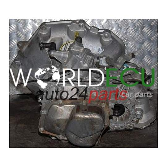 gearbox transmission f17 c394 3 94 opel astra h 1 6 z16xep