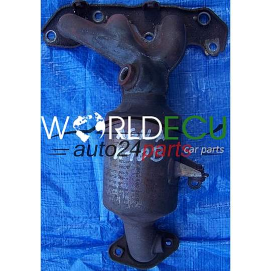 CATALYTIC CONVERTER WITH EXHAUST MANIFOLD 1.0 K10B OPEL AGILA B