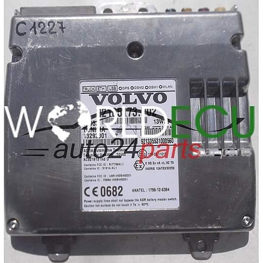 COMFORT CONTROL MODULE GPS VOLVO 22105173 P02, 22105173P02