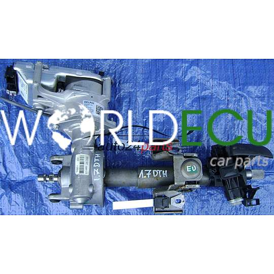 STEERING COLUMN OPEL MERIVA 2003-2009 26090739, 900124, 7 00 124, 26090740, 900125, 9 00 125, 26090740, 900125, 9 00 125, 26133266, 5900297, 59 00 297 ZE WITH POWER STEERING