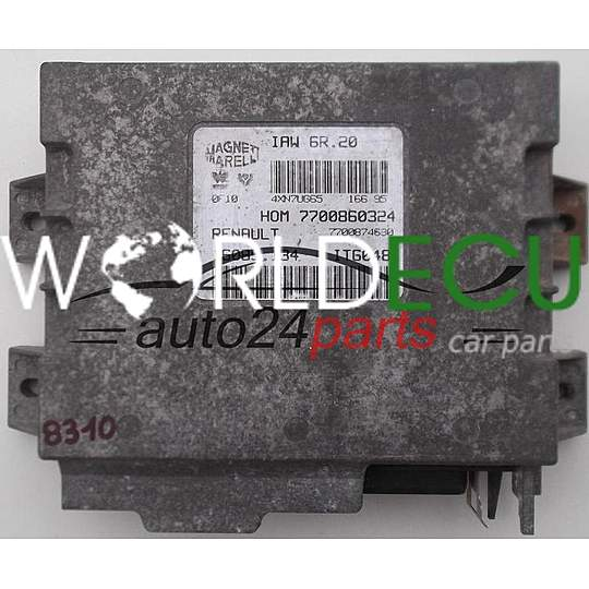 Ecu Engine Controller Renault Twingo 1 2  Magneti Marelli
