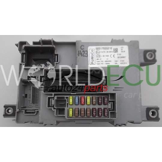 COMFORT CONTROL MODULE FORD KA DELPHI 28130907, 00517935210