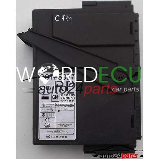 fuse box on vauxhall meriva comfort control module opel corsa meriva 09 115 097 rp  09115097  opel corsa meriva 09 115 097 rp