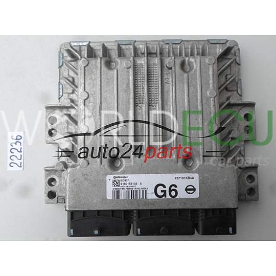 ECU Engine control unit NISSAN JUKE S180153133 A