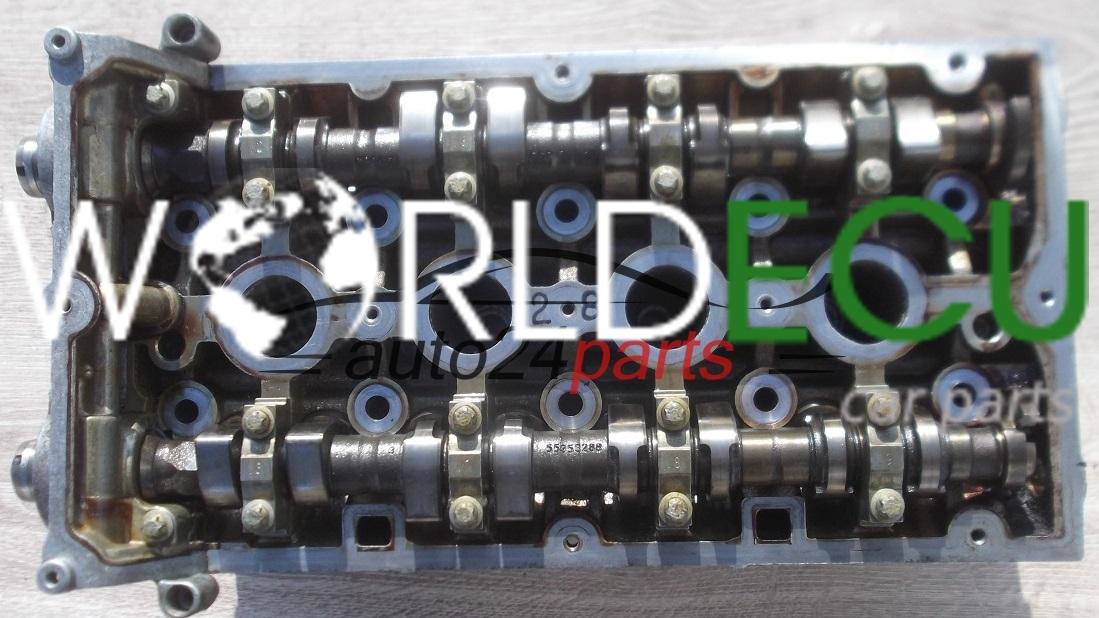 ENGINE CYLINDER HEAD 1 8 Z18XER OPEL ASTRA SIGNUM VECTA ZAFIRA 55353286