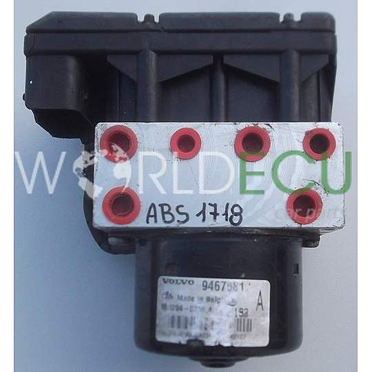 ABS PUMP VOLVO S80 9467581, ATE 10.0204-0236.4, 10020402364, 9467582, 10.0949-0407.3, 10094904073