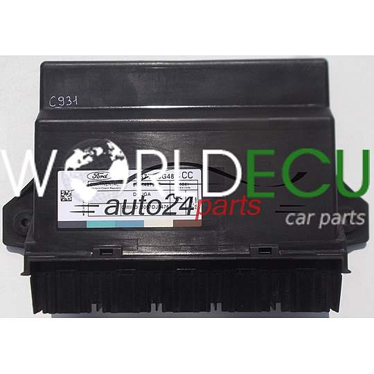 comfort control module ford s-max continental 5wk48799e, 7s7t-19g481