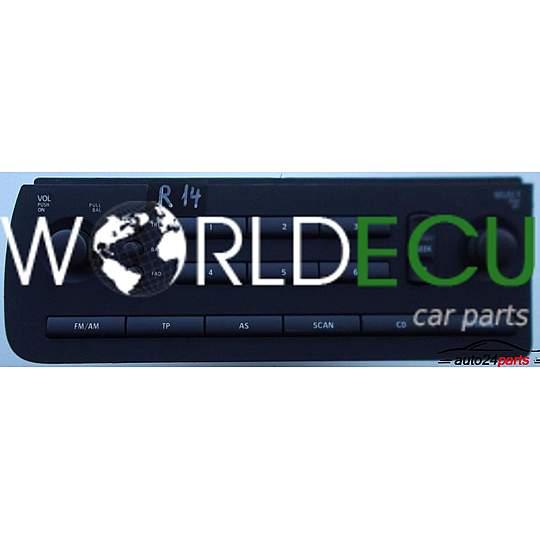 RADIO CD SAAB 9-3 12761294 AA / 12761294AA - RADIO - World ECU