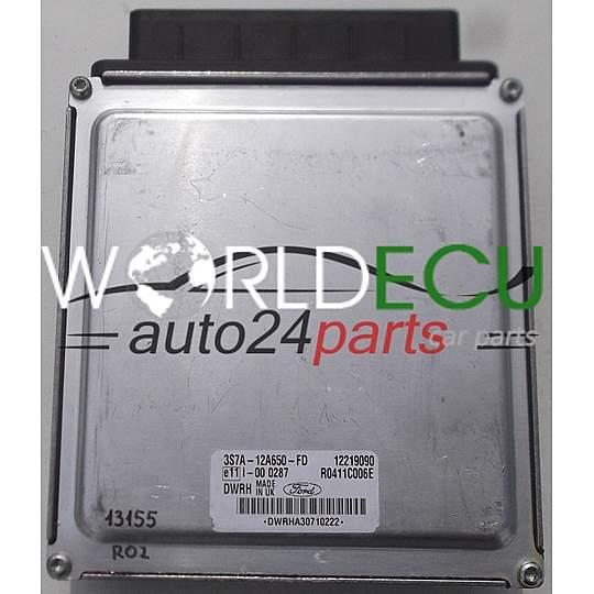 Calculateur Moteur Ford Mondeo 3s7a 12a650 Fd