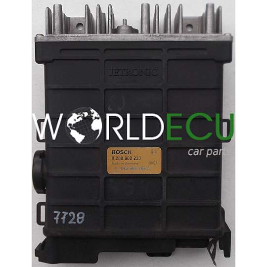 ecu engine controller audi 80  90  b3  b4 2 3  bosch 0 280 800 223  bosch 0280800223  443 906 1992 Audi 100 1994 Audi 100