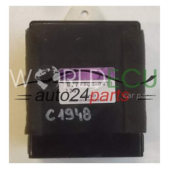 COMFORT CONTROL MODULE BSI BSM MERCEDES BENZ ML TN277300-0471