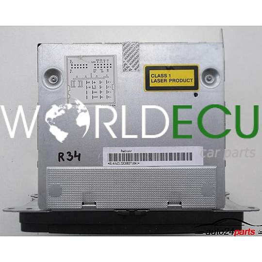 radio cd rcd 300 volkswagen golf touran 1k0 035 186 d. Black Bedroom Furniture Sets. Home Design Ideas