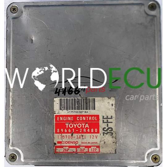 Ecu Engine Controller Toyota Carina 1 6 3s