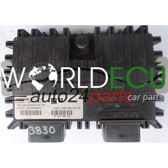 ECU SUSPENSION CONTROL CITROEN C4 9664385080, 96 643 850 80, 4461580050, 446 158 005 0