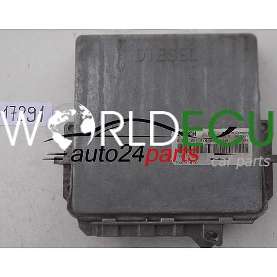 ECU ENGINE CONTROLLER LAND ROVER FREELANDER 2 0 TD BOSCH 0 281 001