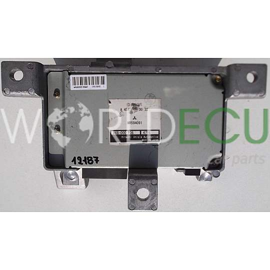 ECU POWER STEERING MITSUBISHI COLT 1.5, A 454 545 00 32, A4545450032, A68-000 F22, A68000F22