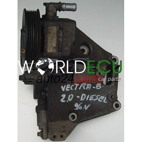 POWER STEERING PAS PUMP SUPPORT OPEL VECTRA B OMEGA B 1998-2002 2.0 X20DTL X20DTH 2.2 Y22DTH Y22DTR 90497261, 948059, 9 48 059, 90502551, 5948195, 59 48 195