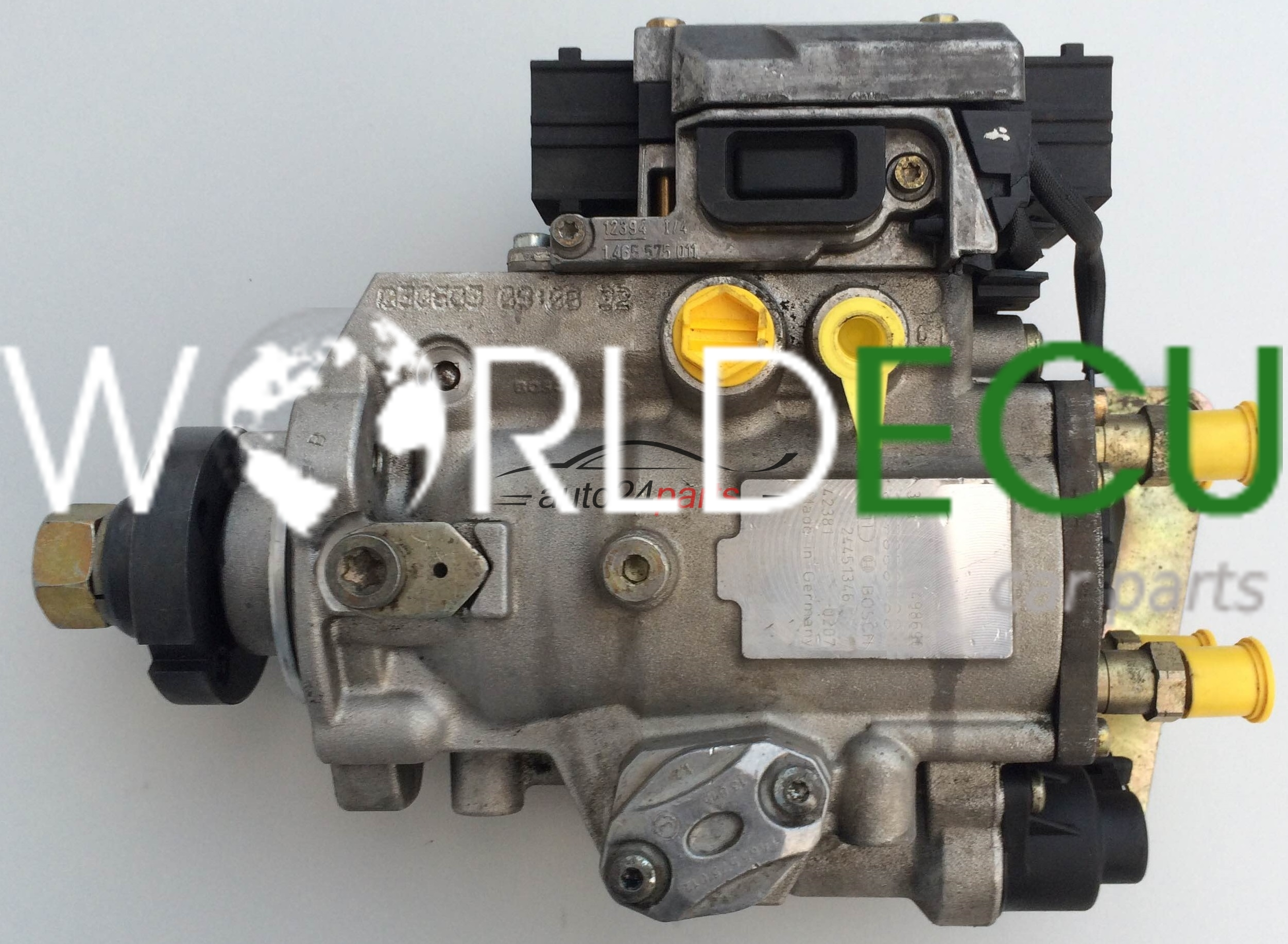 PUMP INJECTION PSG16 2 2 BOSCH 0470504202 OPEL VECTRA SIGNUM 93172230,  5810043, 1590050, 24451343, 93172233, 5819046, 0 470 504 202, 0 986 444 028