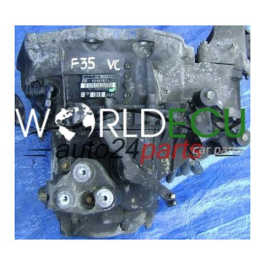 GEARBOX TRANSMISSION F35 W361 3.61 OPEL VECTRA C SIGNUM 2.2 DTR Y22DTR 13101871, 700193