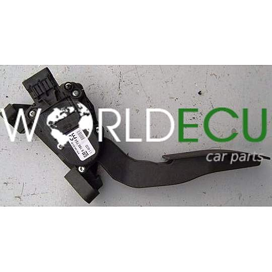 ACCELERATOR PEDAL ELECTRIC THROTTLE OPEL VECTRA SIGNUM 9186724 CE, 9 186 724, 93174339, 848125, 8 48 125