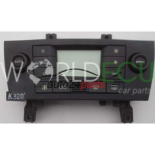 HEATING AND AIR CONDITIONING CONTROL FIAT STILO 735319257, 0658953402