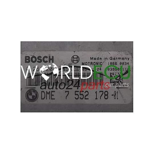 ECU ENGINE CONTROLLER BMW E90/E91 320 2 0 BOSCH 0261208745, 0 281