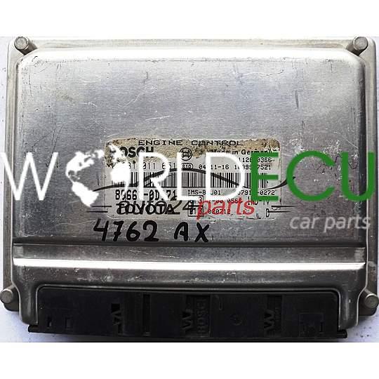 ECU ENGINE CONTROLLER TOYOTA YARIS 1 4 D-4D 89661-0D171 1ND