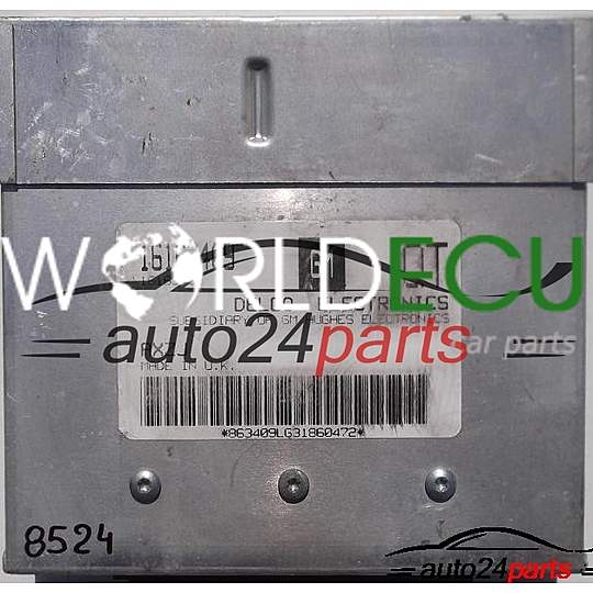 calculateur moteur opel corsa 1 2 astra 1 4 16163409 qt rxzj calculateur moteur world ecu. Black Bedroom Furniture Sets. Home Design Ideas