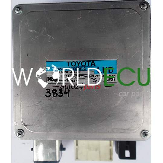 ECU MODULE POWER STEERING TOYOTA RAV4 8965042040, 89650-42040, EATCEC-082, EPS01-023
