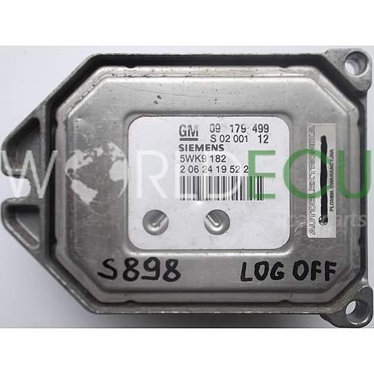 Alternator for VAUXHALL CORSA 1.8 C Z18XE Petrol