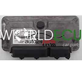 VW Polo 1.4 CGG Engine Control Unit ECU 03C 906 024 BH 03C906024BH