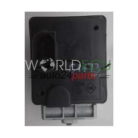 COMFORT CONTROL MODULE BSI BSM RENAULT MEGANE 8200604932, E0160400