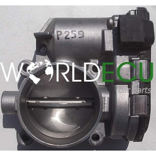 THROTTLE BODY MERCEDES BOSCH 0 280 750 045, 0280750045, A 111 098 01 09, A1110980109