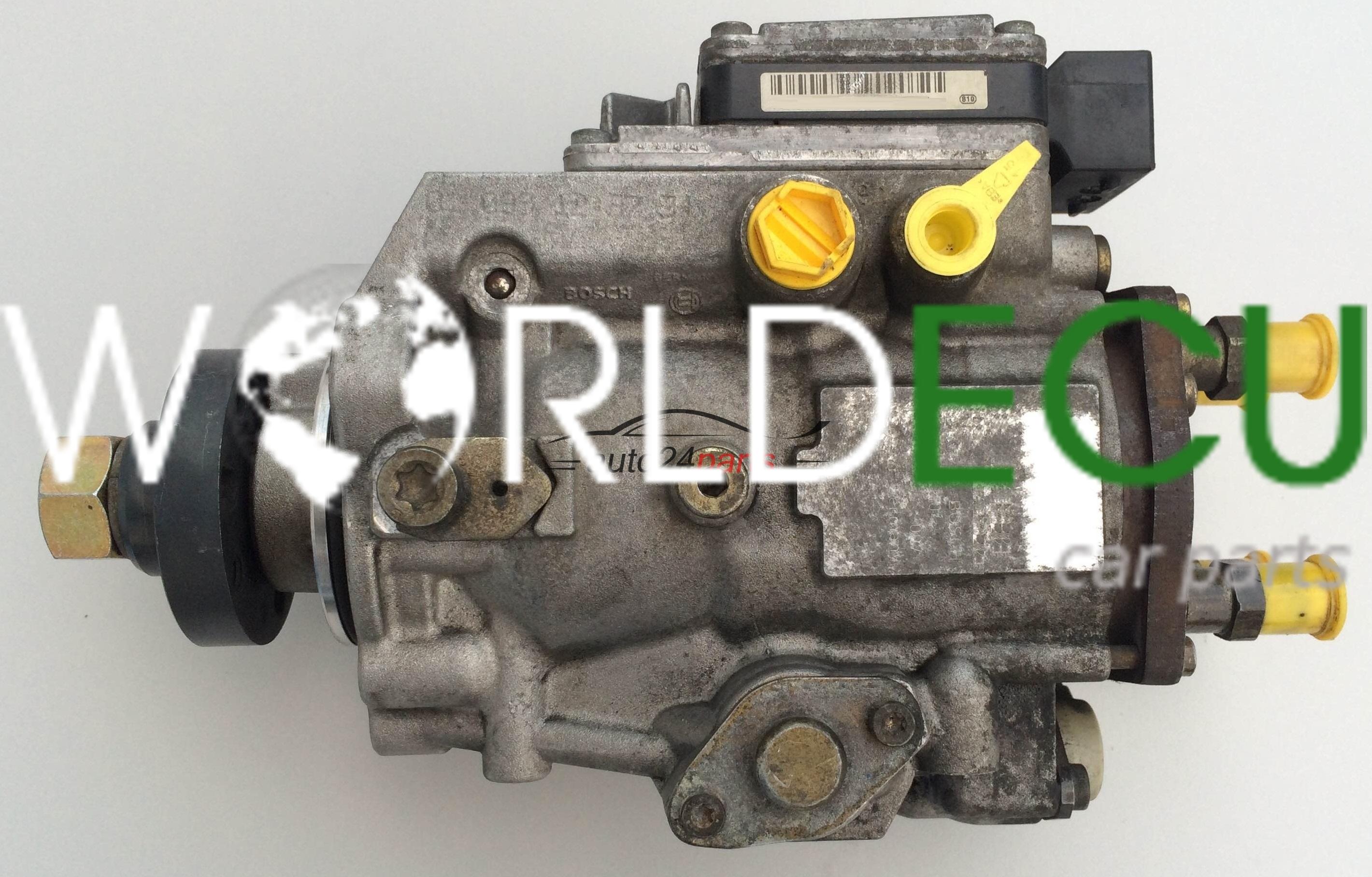 Pump Injection Vp44 2 0 Bosch 0470504003 Opel Astra Vectra