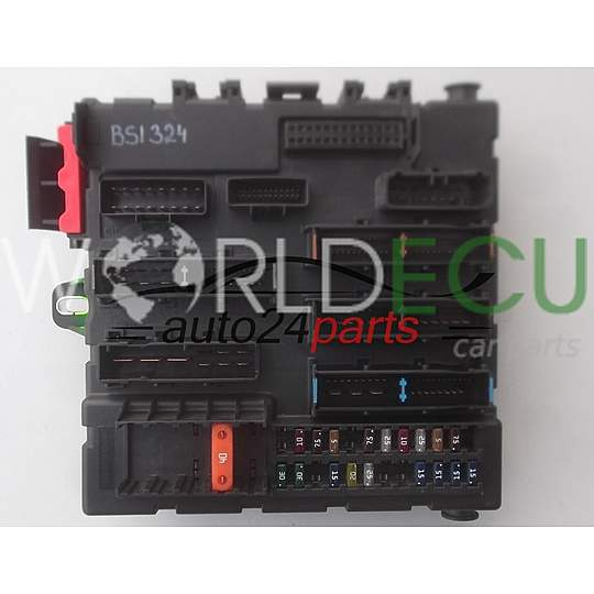 fuse box bsi opel vectra c signum 2002 2008 13189921 er 93186630 rh worldecu com opel vectra c fuse box location opel vectra 2005 fuse box