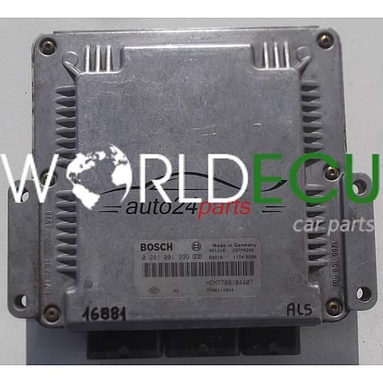 Ecu Engine Controller Renault Espace 2 2 Dci Bosch 0 281