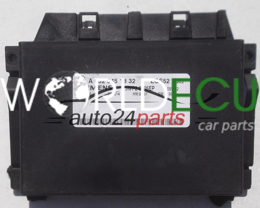 ecu automatic gearbox mercedes sprinter 2 7 cdi siemens